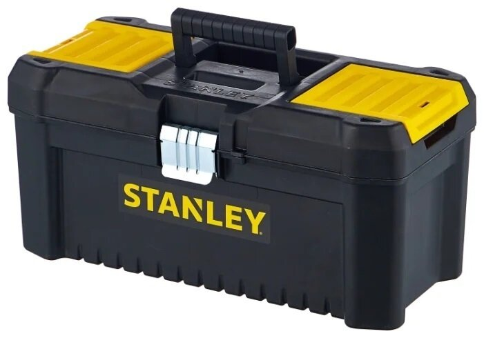 Ящик с органайзером STANLEY Essential Toolbox Metal Latch