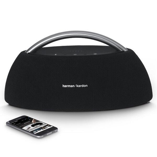 Портативная колонка Harman/Kardon Go + Play Wireless Mini Black