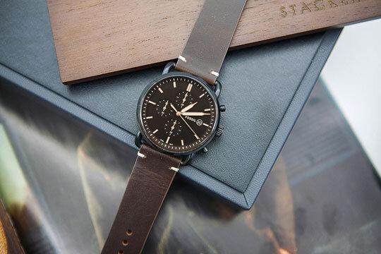 Наручные часы Fossil FS5403 с хронографом
