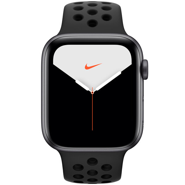 Смарт-часы Apple Watch S5 Nike+ 44mm Space Grey Sport Band