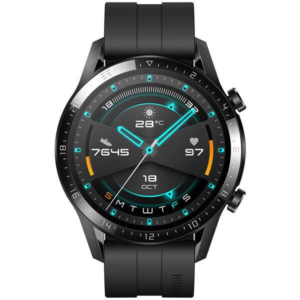 Смарт-часы Huawei Watch GT2 Matte Black
