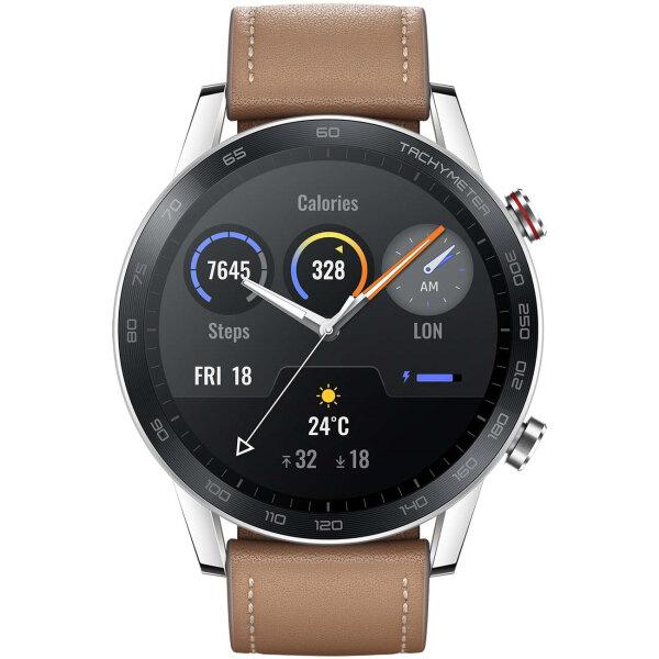 Смарт-часы Honor MagicWatch 2 Flax Brown