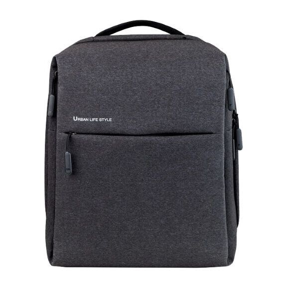 Рюкзак Xiaomi Mi City Backpack Dark Grey