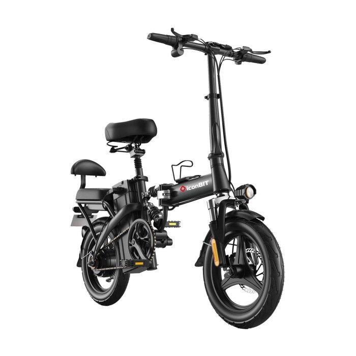 Электрический велосипед iconBIT E-Bike K203