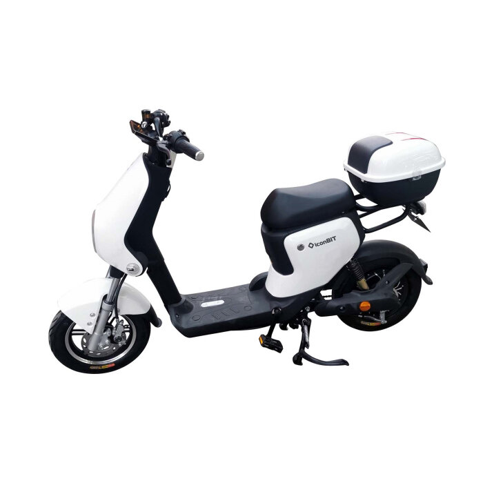 Электрический велосипед iconBIT FireLight F1