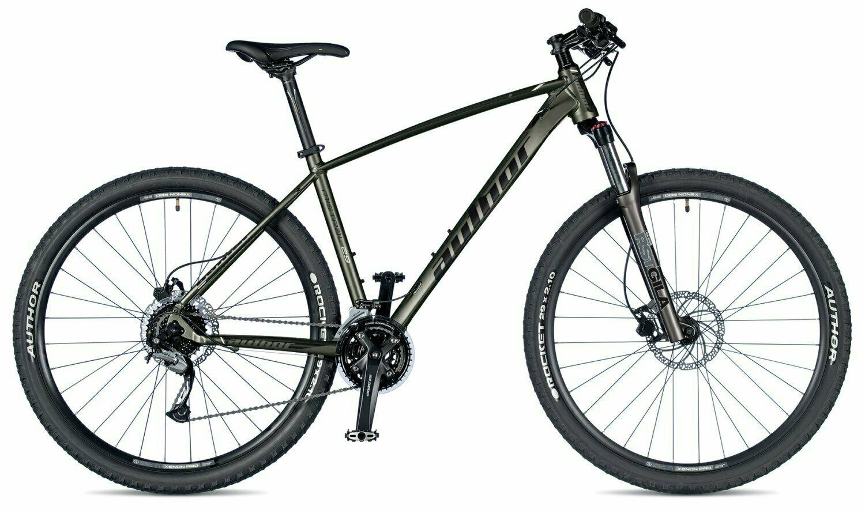 Велосипед горный Author Mistral 29, 2020