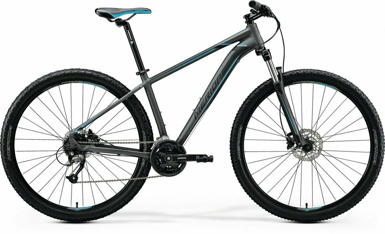 Велосипед горный Merida Big.Nine 40-D К:29