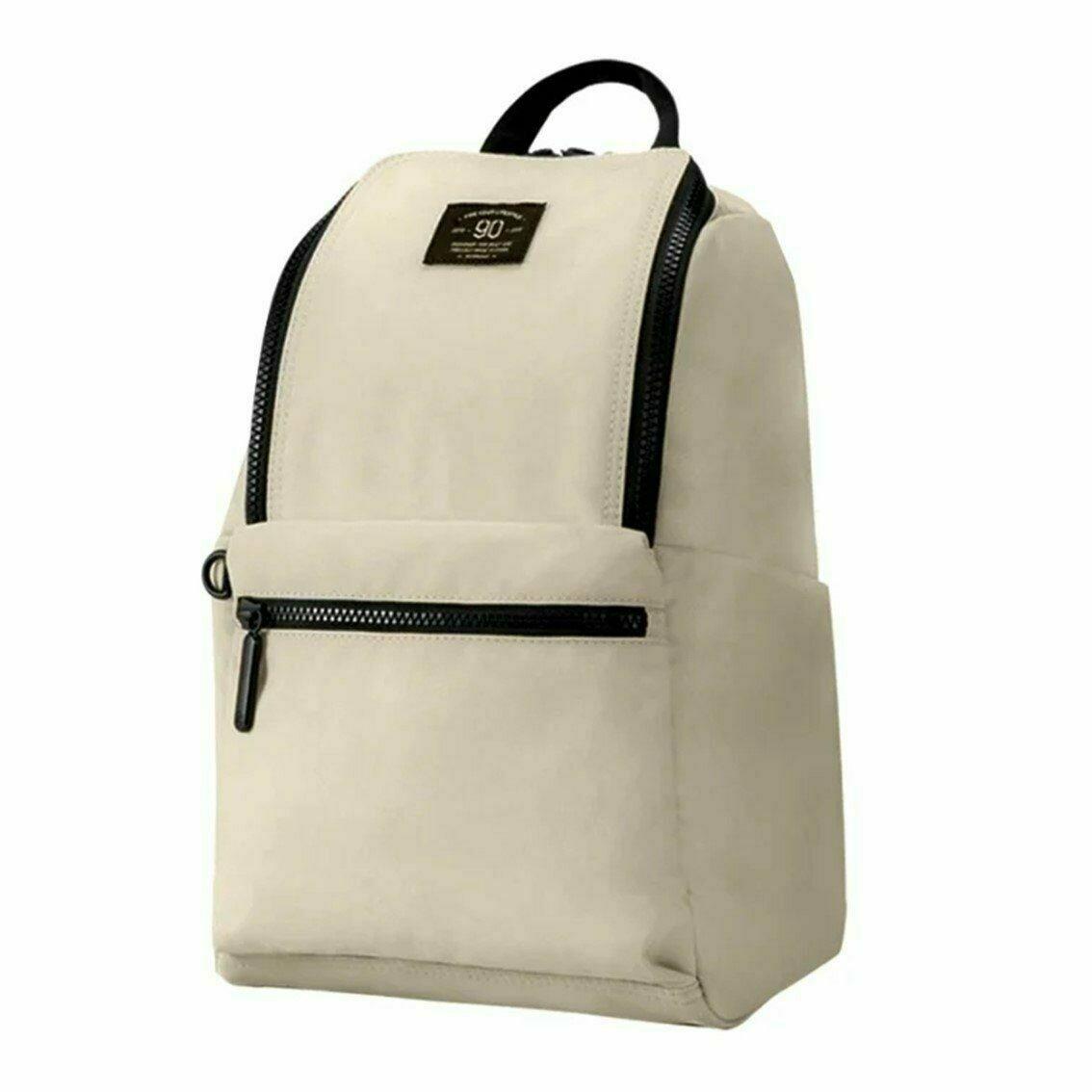 Рюкзак Xiaomi 90 points pro leisure travel backpack Бежевый