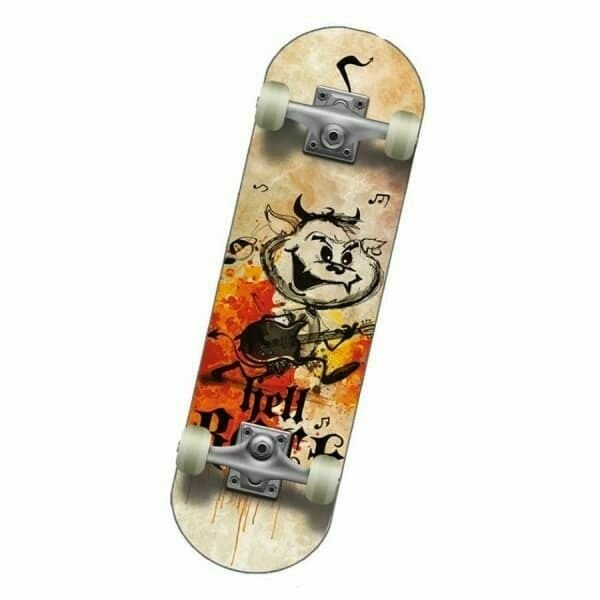 Скейтборд SC HELLBOY JR Mini-board
