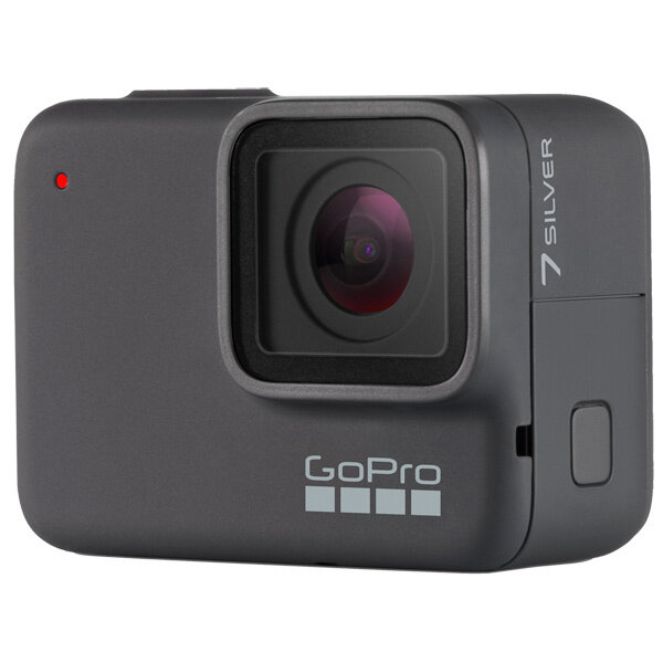 Видеокамера экшн GoPro HERO 7 Silver Edition
