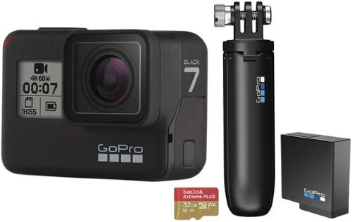Экшн-камера GoPro HERO7 Black Special Bundle