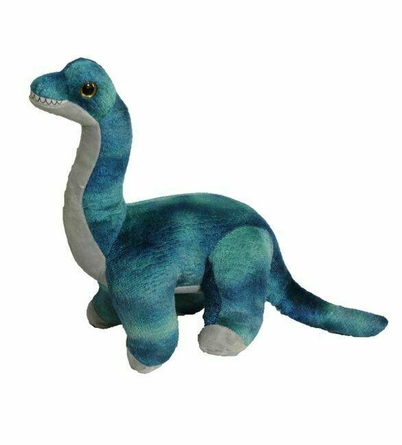 Мягкая игрушка Динозаврик, 26 см.