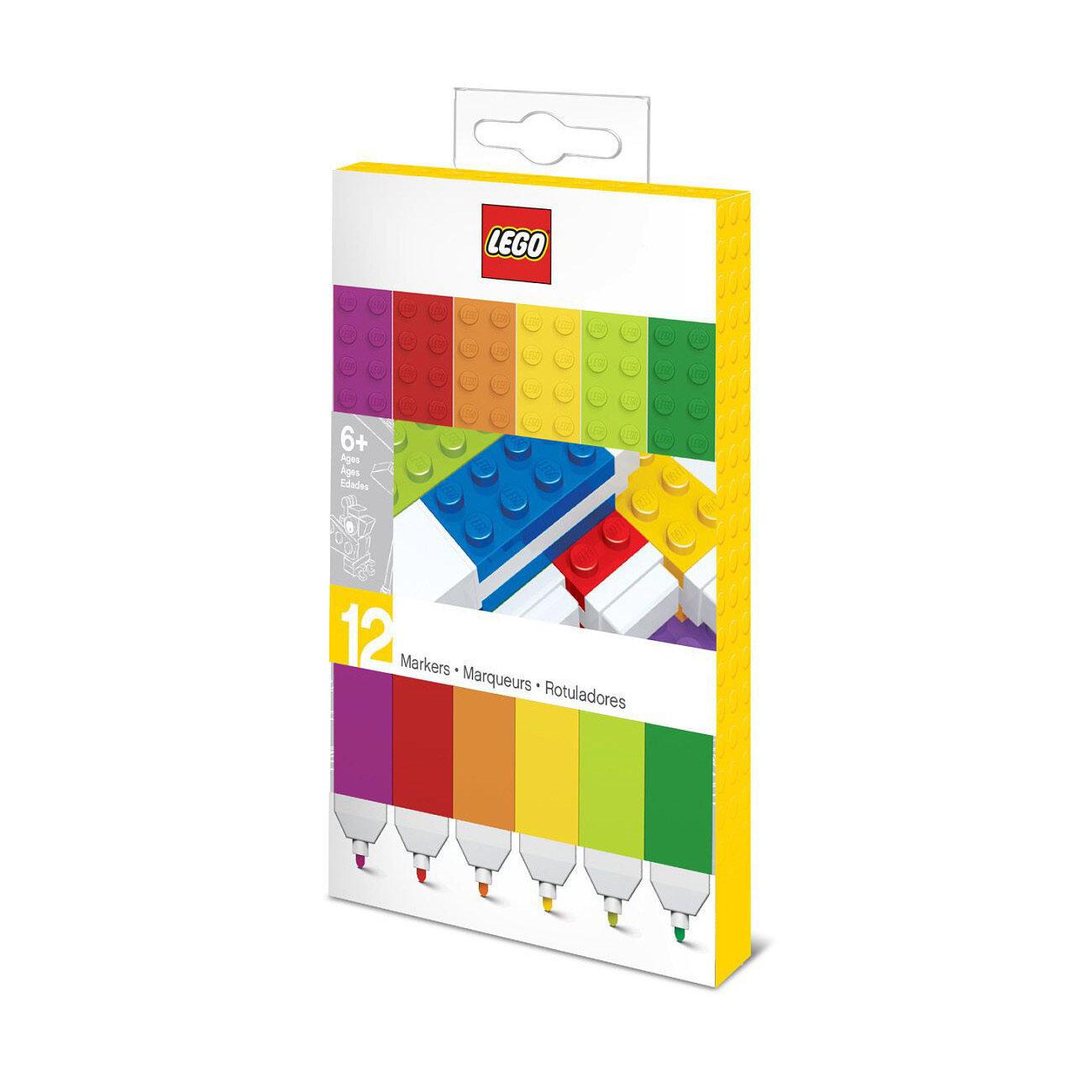 LEGO Фломастеры 12 шт.