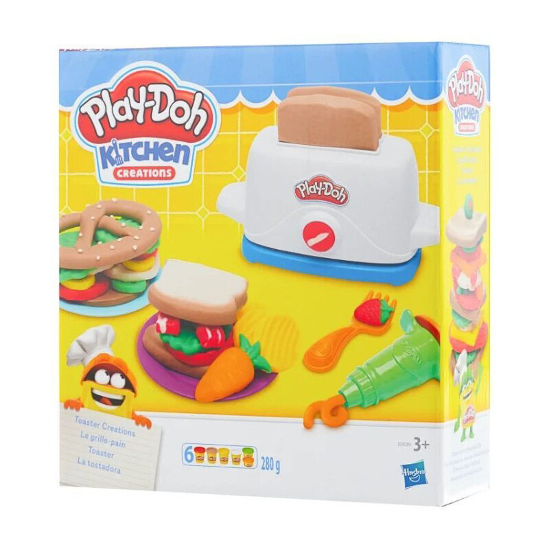 Масса для лепки Play-Doh Тостер