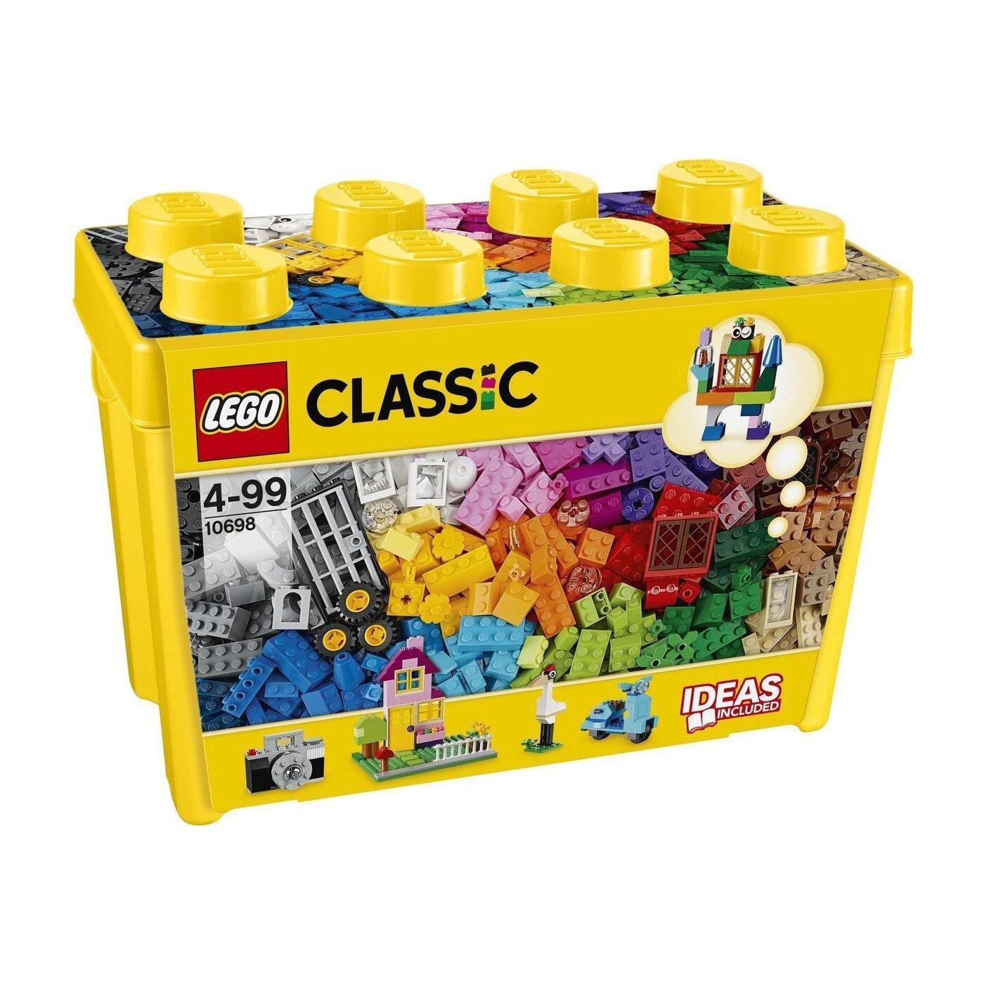 Конструктор LEGO Classic Большая коробка творческих кирпичиков