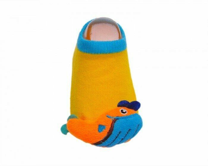 Lansa Носки детские с игрушкой Кит