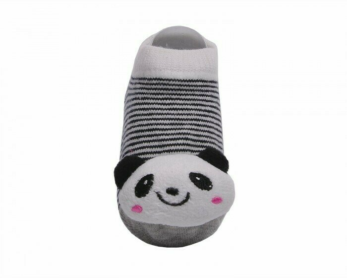Lansa Носки детские с игрушкой Панда