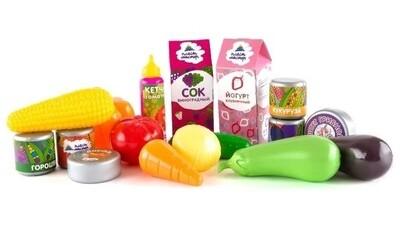Набор продуктов Пластмастер Скатерть - самобранка