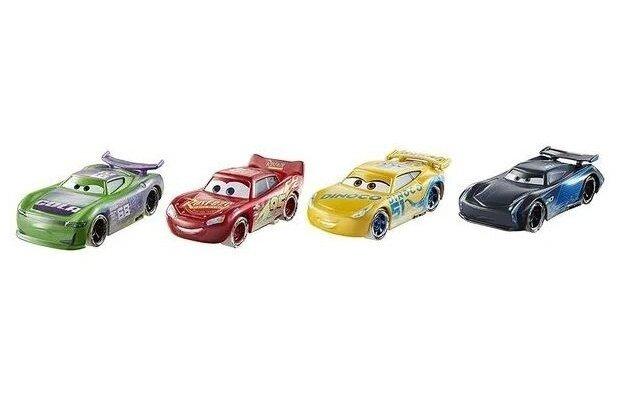 Набор машин Mattel Cars Fireball Beach Racers