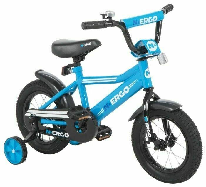 Детский велосипед N.Ergo, 2-4 года
