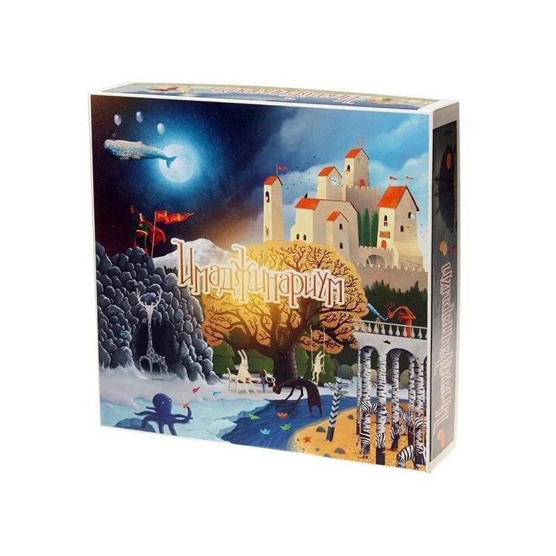 Настольная игра Cosmodrome Games Имаджинариум