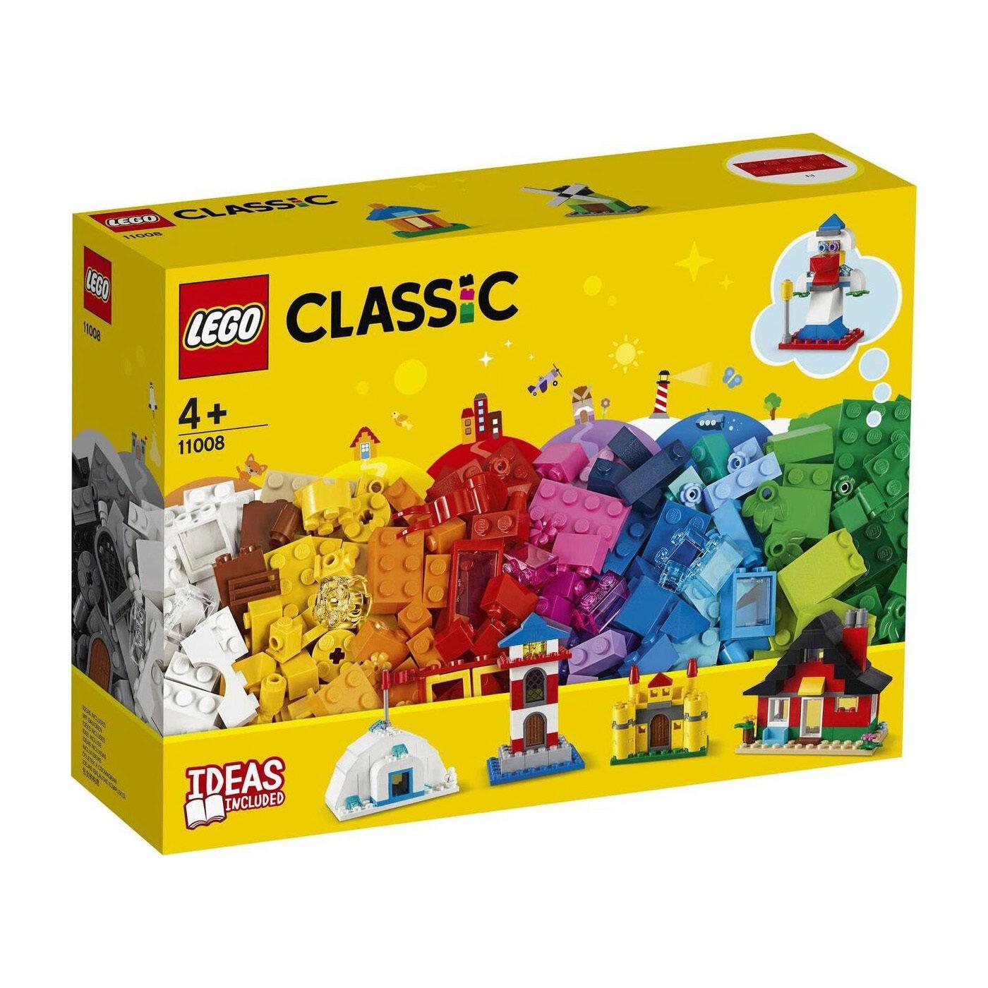 Конструктор LEGO Classic Кубики и домики