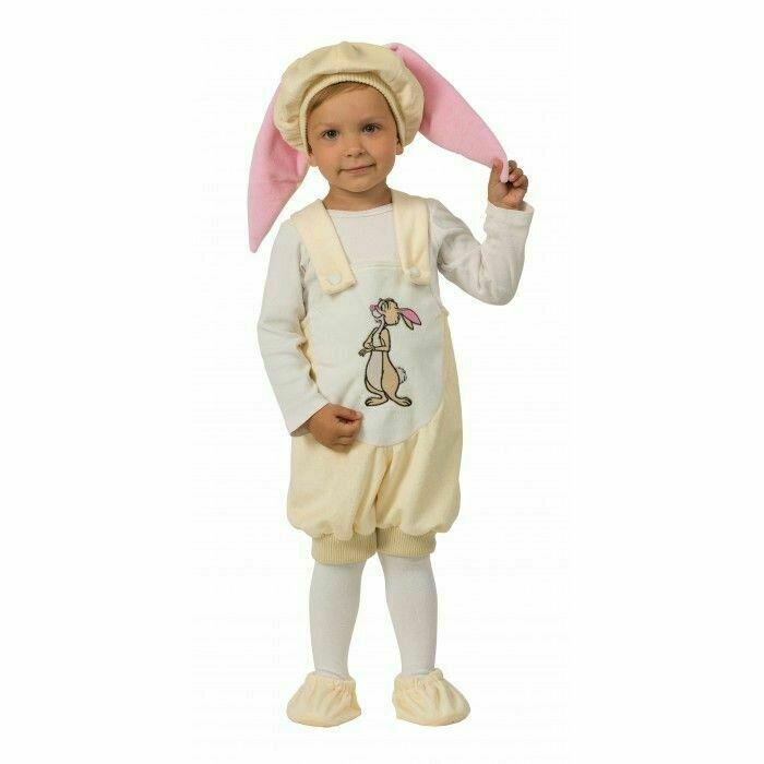 Батик Карнавальный костюм Кролик Крошки Дисней
