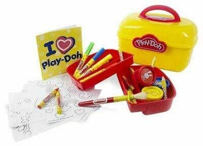 Play-Doh набор для рисования Сундучок художника