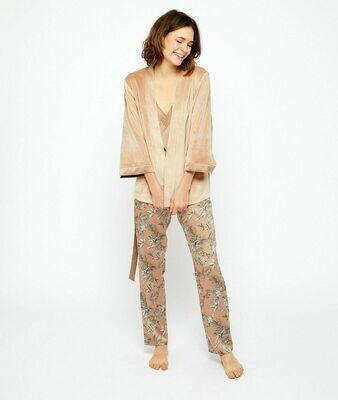 CALAO Атласная пижама из 3 предметов