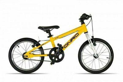 Велосипед двухколесный Runbike детский Onro 16, с 3 лет