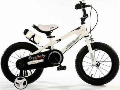 Велосипед двухколесный Royal Baby Freestyle Steel 16, 4-6 лет