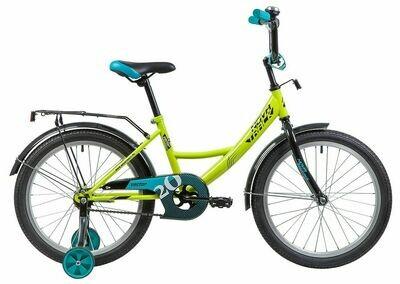 Детский велосипед Novatrack Vector 20 (2019), 6-9 лет