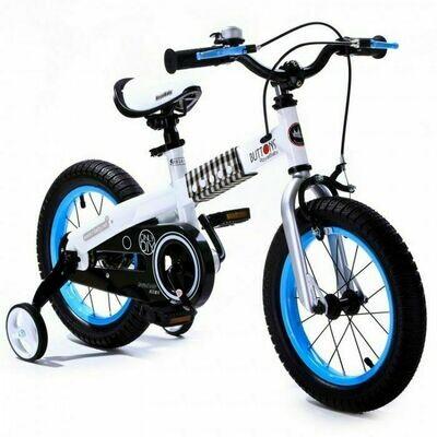 Велосипед двухколесный Royal Baby Buttons steel RB16-15, с 3 лет