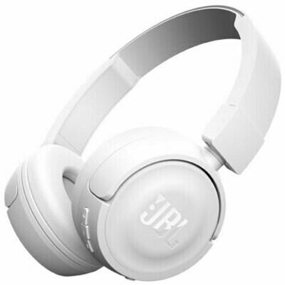 Наушники Bluetooth JBL T460BT, White