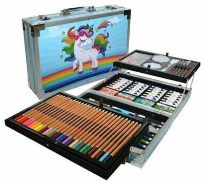 Набор для рисования и творчества c профессиональными компонентами