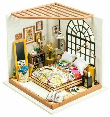 Сборная модель Rolife Румбокс Спальня