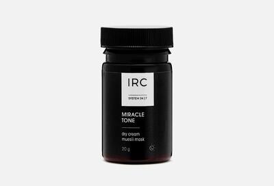 Экспресс-маска для лица IRC miracle tone