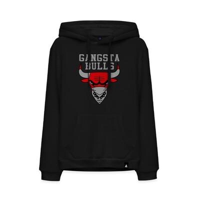 Мужская толстовка хлопок «Gangsta bulls»