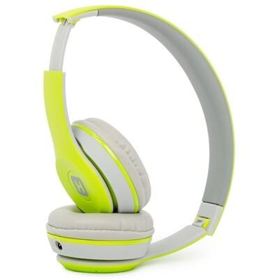 Наушники Bluetooth с MP3 Harper HB-212 Green