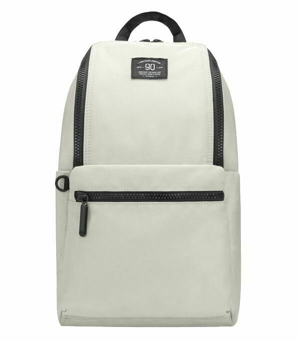 Рюкзак Xiaomi 90 points pro leisure travel backpack 18 Бежевый