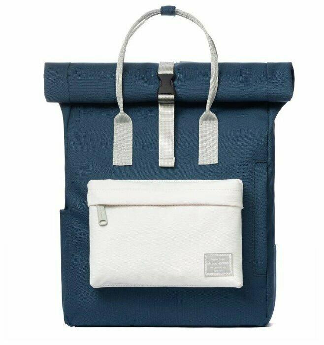 Рюкзак MAH MR19B1607B01, синий/белый, 14