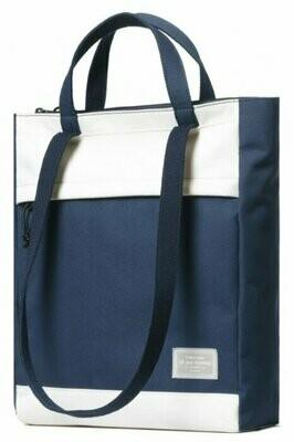 Сумка-рюкзак MAH MR19B1617B01, синий/белый