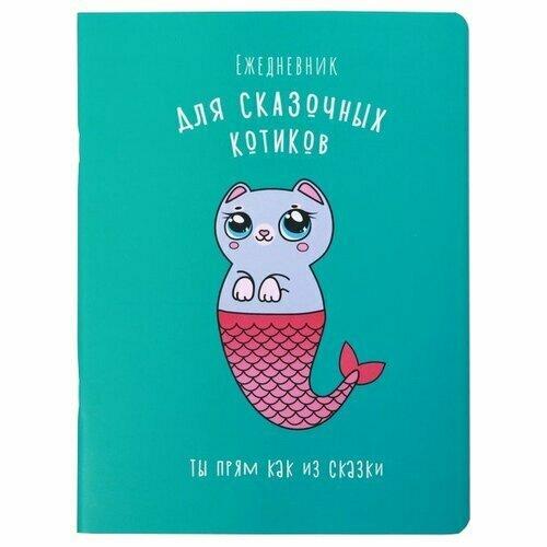 Блокнот ArtFox Для фантастических котиков, В5, 32 листа