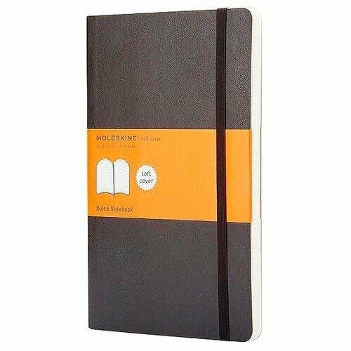 Блокнот Moleskine Classic Soft Large 130x210, 96 листов