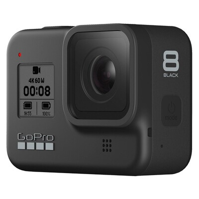 Видеокамера экшн GoPro HERO8 Black Edition