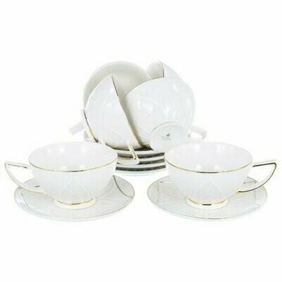 Чайный сервиз Balsford Грация Леон 101-12007, 6 персон