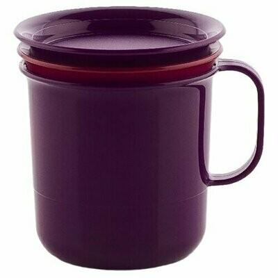 Кружка заварочная Tupperware  350 мл фиолетовая