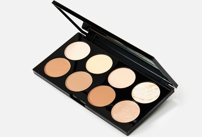 Палетка для сухого контуринга Makeup Revolution Ultra Contour Palette