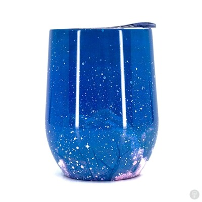 Термостакан Egg Shape Glass Космос