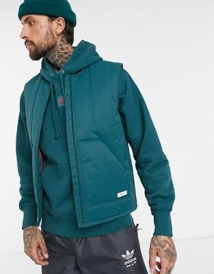 Синий жилет Adidas Snowboarding